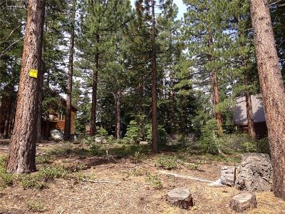 Incline Village NV Residential Lots & Land Sold: $185,000