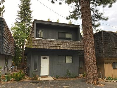 Incline Village Single Family Home For Sale: 949 Harold Drive #4