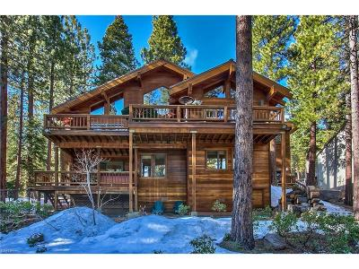Incline Village Single Family Home For Sale: 800 Tyner