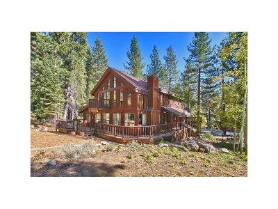 Incline Village Single Family Home For Sale: 783 Golfers Pass Road
