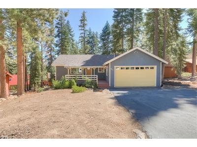 Incline Village Single Family Home For Sale: 203 Nadine Court