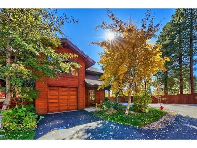 Incline Village Condo/Townhouse For Sale: 929 Northwood Boulevard #128