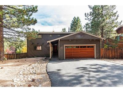 Incline Village Single Family Home For Sale: 596 Lucille Drive