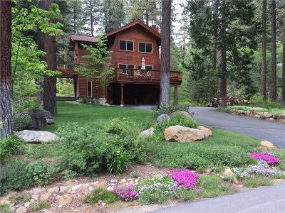 Incline Village Single Family Home For Sale: 633 Fourteenth Green