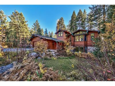 Incline Village Single Family Home For Sale: 697 Birdie Way