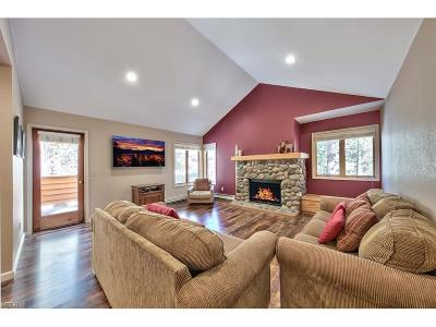 Incline Village Condo/Townhouse For Sale: 939 Incline Way #199