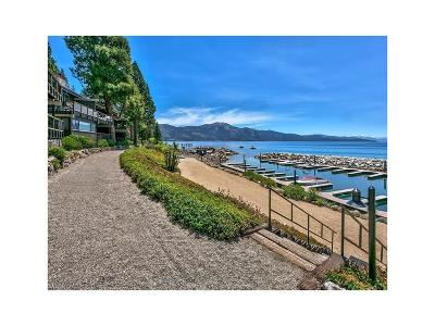 Incline Village Condo/Townhouse For Sale: 549 Lakeshore Boulevard #8