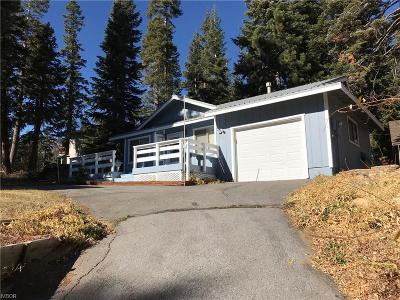 Incline Village Single Family Home For Sale: 208 Nadine Court