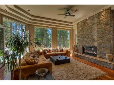 Incline Village Single Family Home For Sale: 701 Birdie Way