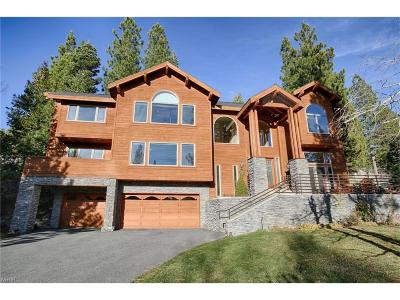 Incline Village Single Family Home For Sale: 636 Lariat Circle