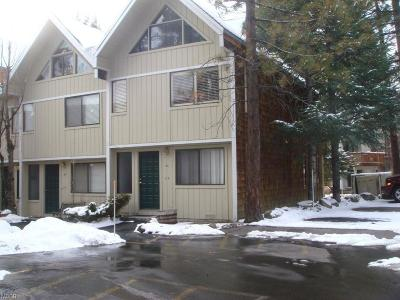 Incline Village Condo/Townhouse For Sale: 989 Tahoe Boulevard #43