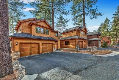 Incline Village Single Family Home For Sale: 785 Rosewood Circle