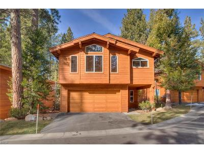 Zephyr Cove, Incline Village, Crystal Bay Single Family Home For Sale: 198 Country Club #7
