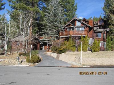 Incline Village Single Family Home For Sale: 744 Tyner Way