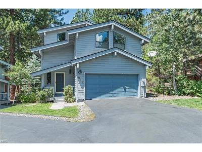Incline Village Single Family Home For Sale: 839 McCourry Blvd.