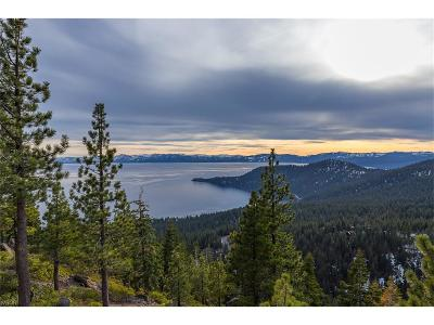 Zephyr Cove, Incline Village, Crystal Bay Single Family Home For Sale: 934 Tyner Way