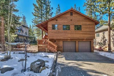 Incline Village Single Family Home For Sale: 757 Judith Court