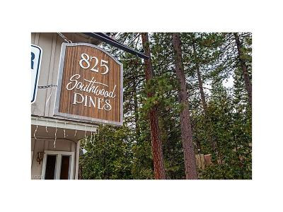 Incline Village Condo/Townhouse For Sale: 825 Southwood #5