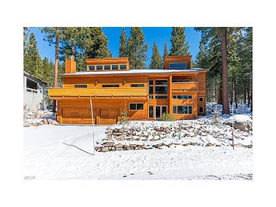 Incline Village Single Family Home For Sale: 613 Lariat Circle