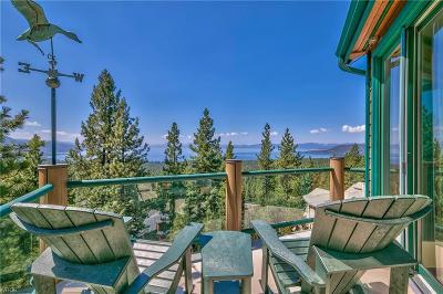 Incline Village Single Family Home For Sale: 536 Fairview Blvd
