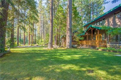 Incline Village Single Family Home For Sale: 445 Country Club