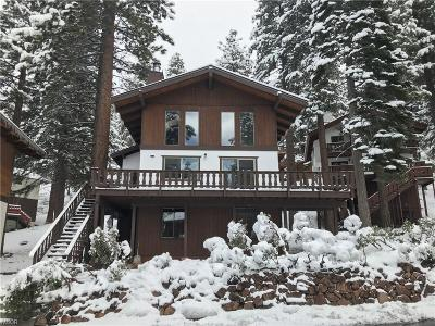 Incline Village Single Family Home For Sale: 1102 Altdorf Terrace