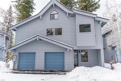 Incline Village Single Family Home For Sale: 853 McCourry Boulevard