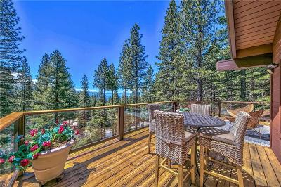 Incline Village Single Family Home For Sale: 565 Sugarpine Drive