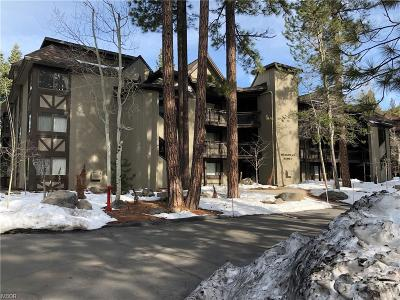 Incline Village Condo/Townhouse For Sale: 333 Ski Way #273