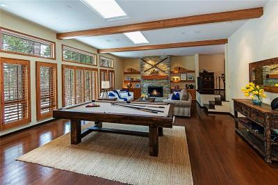 Zephyr Cove, Incline Village, Crystal Bay Single Family Home For Sale: 663 Fourteenth Green