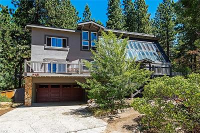 Incline Village Single Family Home For Sale: 736 Kelly Drive
