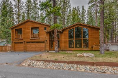 Incline Village Single Family Home For Sale: 1076 Mill Creek Road Road