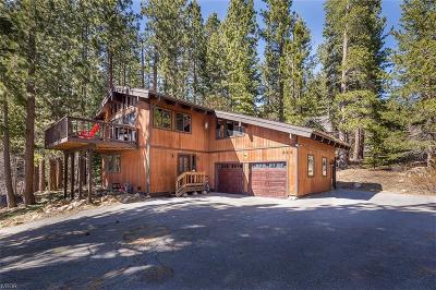 Incline Village Single Family Home For Sale: 966 Chipmunk Court