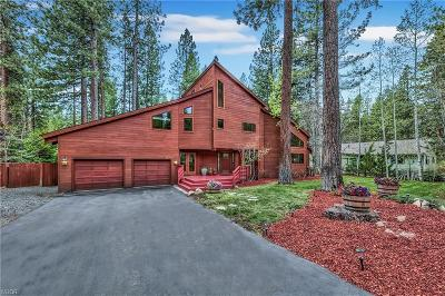 Incline Village NV Single Family Home For Sale: $2,695,000