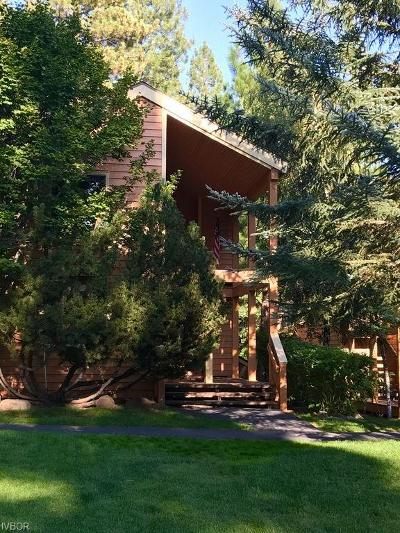 Incline Village NV Condo/Townhouse For Sale: $590,000