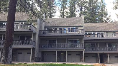 Incline Village Condo/Townhouse For Sale: 948 Harold Drive S #6