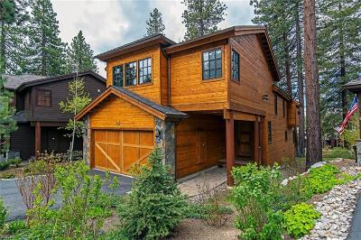 Incline Village Single Family Home For Sale: 797 Rosewood Cir
