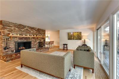 Zephyr Cove Single Family Home For Sale: 1076 Deer Cliff Drive