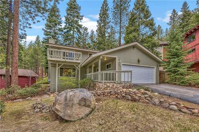 Incline Village Single Family Home For Sale: 724 Tyner Way