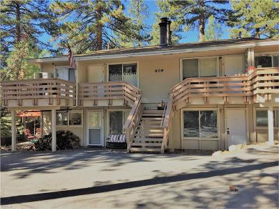Incline Village NV Multi Family Home For Sale: $980,000
