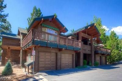 Crystal Bay NV Condo/Townhouse For Sale: $649,000