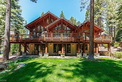 Incline Village NV Single Family Home For Sale: $3,950,000