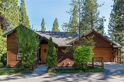 Incline Village Single Family Home For Sale: 539 Knotty Pine Drive