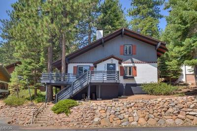 Incline Village Single Family Home For Sale: 1353 Zurich Lane