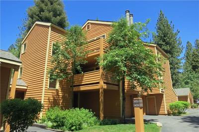 Zephyr Cove, Incline Village, Crystal Bay Condo/Townhouse For Sale: 939 Incline Way #223