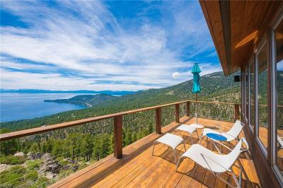 Zephyr Cove, Incline Village, Crystal Bay Single Family Home For Sale: 602 Dorothy Court