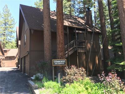 Incline Village Single Family Home For Sale: 916 Harold #43