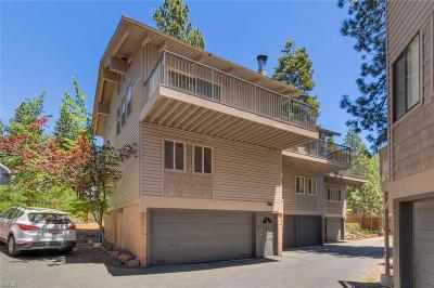Incline Village Condo/Townhouse For Sale: 820 Oriole #86