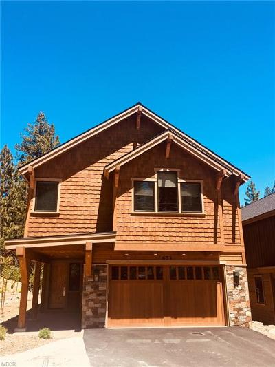 Zephyr Cove, Incline Village, Crystal Bay Single Family Home For Sale: 649 Rosewood Circle #61