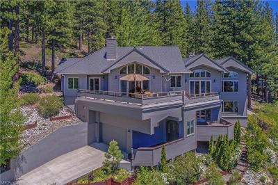 Zephyr Cove, Incline Village, Crystal Bay Single Family Home For Sale: 602 Tyner Way